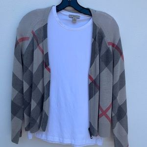 Burberry Sweater and t-shirt